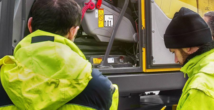 volvo wheel excavator ewR150e construction agriculture machinery