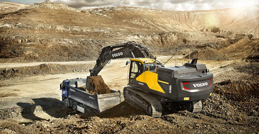 480E construction agriculture machinery