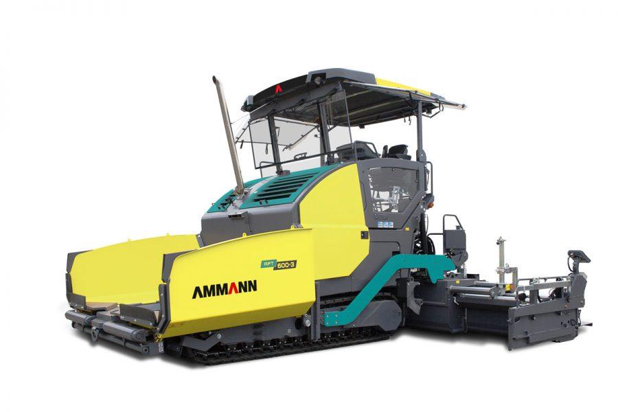 AMMANN AFT600-3 construction machinery