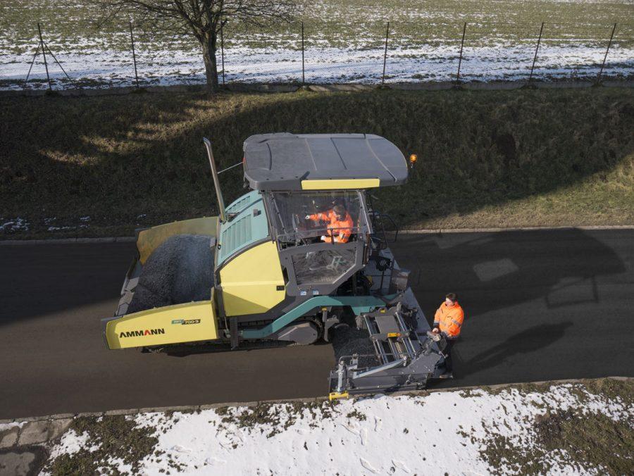 AMMANN AFT700-3 construction machinery