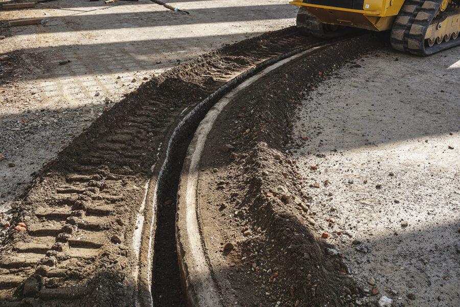 Simex-Wheel-Saw-RWS 400-roadwork-asphalt-cement-rock-skid-steer-Excavator-Backhoe-Loader-Front-Loader-Mini-Excavator