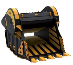 Crusher Bucket excavator BF150.10